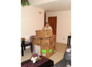 Joy Loverde's Mom moving