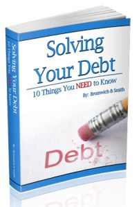 Solving Debt small