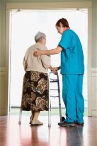helping elders