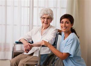 home based senior care