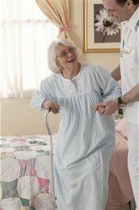 Keep Grandma in Her Home