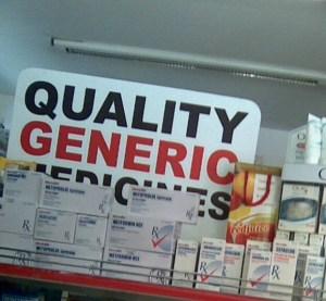 generic prescriptions