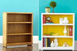 furniture makeover, aging parents