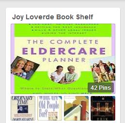 Joy's Pinterest Account