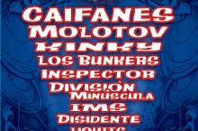 El Reventour 2013 prepara a su armada rockera