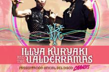 Illya Kuryaki se presenta en Guadalajara y tenemos boletos
