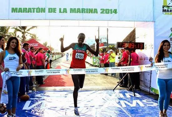 Gana maratones para construir su patrimonio