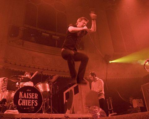 Foto: Kaiser Chiefs / Ben Houdijk.