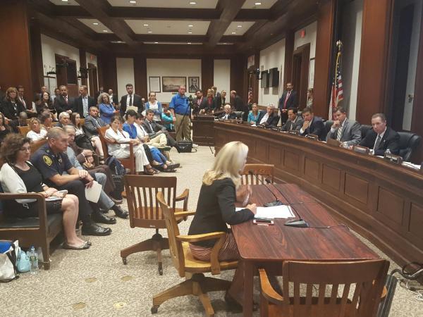 MIAA background check bill hearing