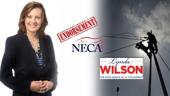 National Electrical Contractor's Association Endorses Wilson for Senate