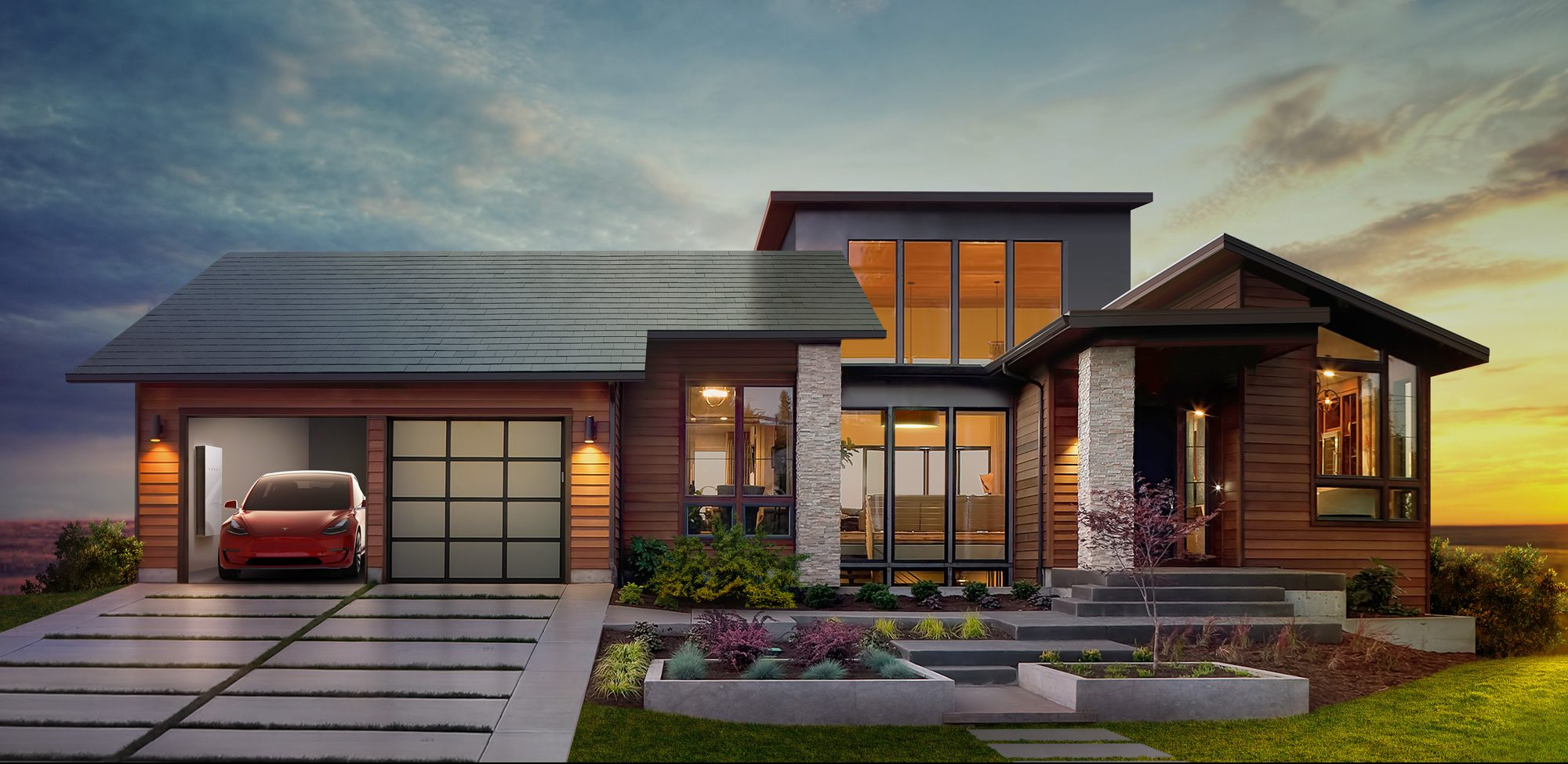 Lovely Solar Roof To Cost Less Than A Regular Roof Even Before Cost Less Lighting 04 Xrw Cost Less Lighting Inc Address houzz-03 Cost Less Lighting