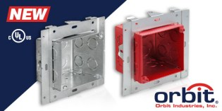 """Orbit's Universal Mounting Adjustable Box:  The Best Way To Mount Extra Deep 4"""" Square Boxes"""