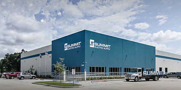 Summit Electric Supply Opens New Facility in Gonzales, LA