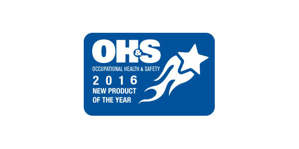 CBS ArcSafe RRS-3 SecoVac, RRS-3 DB-50 Win Safety Product of the Year Awards
