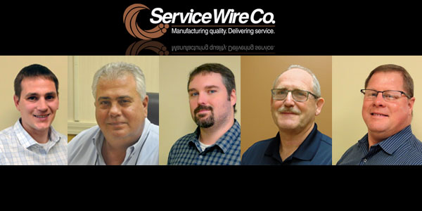 Service Wire's Team Grows