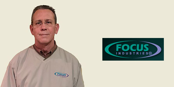 Focus Industries Inc. Welcomes Jim Dobrzynski as Northeast Regional Sales Manager