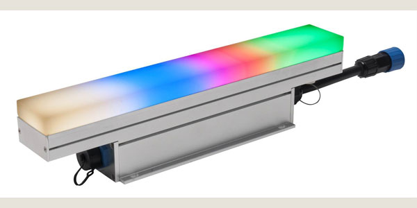 Acclaim Lighting's New Outdoor-Rated Pixel Bar LED Fixture Delivers Seamless Strips of Light