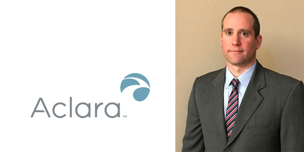 Aaron Merkin Joins Aclara as the Company's First Chief Technology Officer