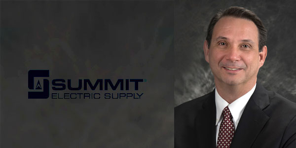 David Meeks Named VP of Supply Chain Operations at Summit Electric Supply