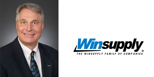 Winsupply names Roland Gordon new Chief Executive Officer