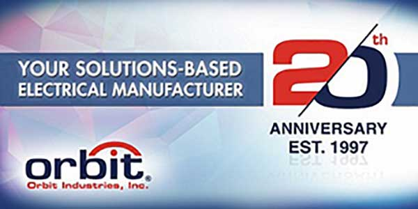 Orbit Industries, Inc. Celebrates 20 Years of Solutions-Based Innovations