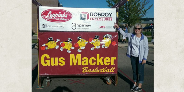 Robroy Enclosures Contributes Again to the 44th Annual Gus Macker 3-on-3 Basketball Tournament