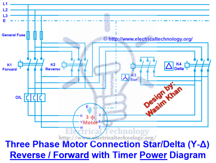 star and delta connection pdf