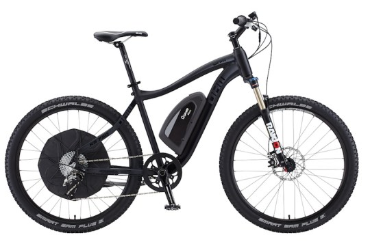 2015 OHM XS 750 electric bike