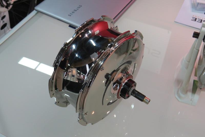 zehus rear hub electric bike kit