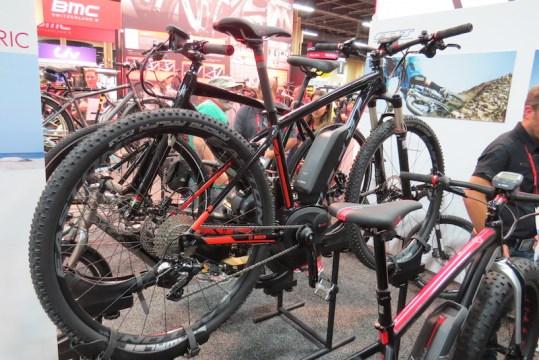 felt nine electric mountain bike