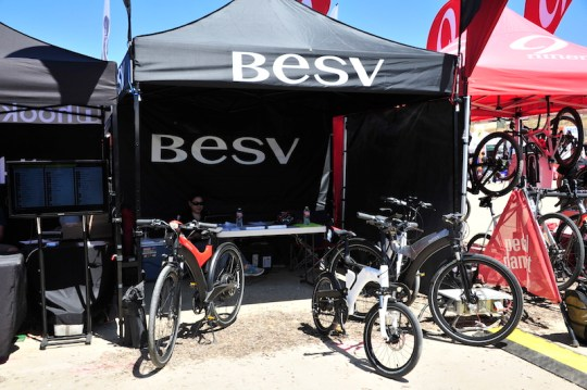 Besv electric bikes