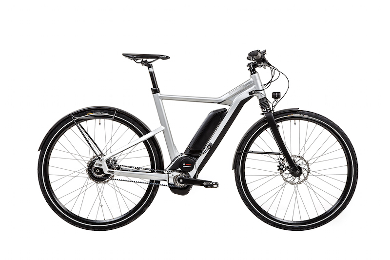 Heisenburg electric bike MD1 Touring