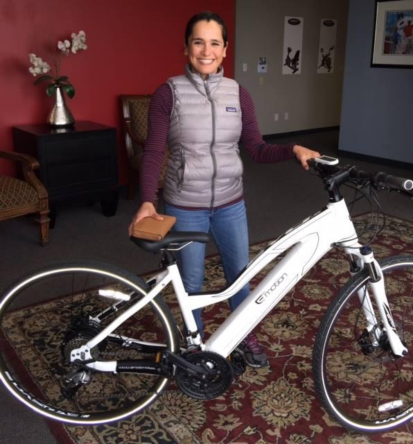 Easy Motion Electric Bike Expo Winner San Diego