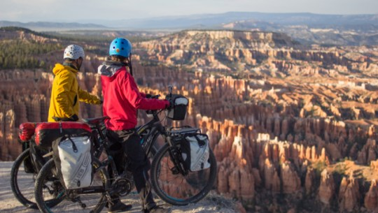 UPDATED: Interview with eBike Adventurer Susanne Brüsch: Sand to Snow in the USA [VIDEOS]