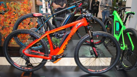 New Electric Bikes from the Birmingham UK Cycle Show