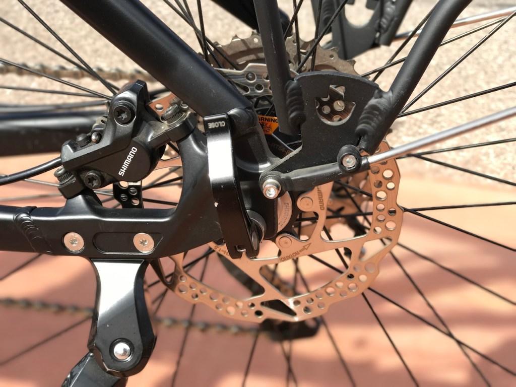 raleigh-misceo-ie-sport-electric-bike-rear-brake