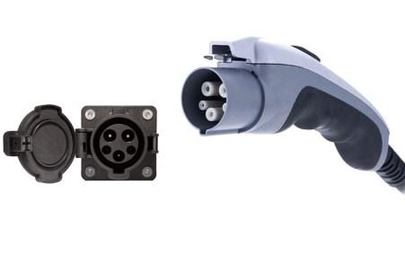 Conector SAE J1772 Set