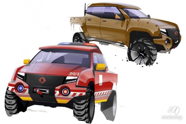 Red Automotive Technologies SUV 2