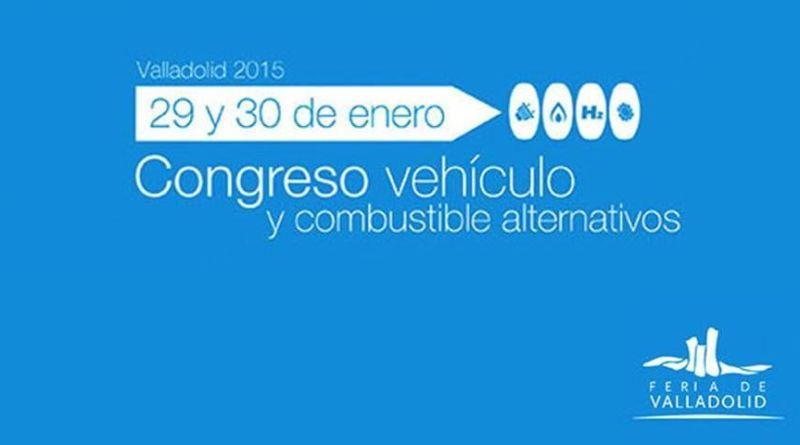 Congreso Vehículo y Combustible Alternativos. 29 y 30 de enero en Valladolid