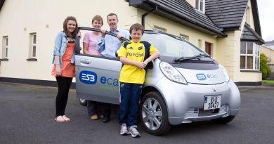 Cada vez más familias prefieren un vehículo 100% eléctrico