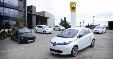 Matriculaciones de vehículos eléctricos durante julio 2018 en España. Así son las Apps Z.E. Trip y Z.E. Pass del Renault ZOE