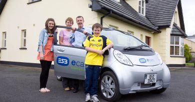 Beneficios de 250 dolares al mes para usuarios de vehículo eléctrico