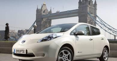 Ir a Londres y no usar un Nissan LEAF será pecado