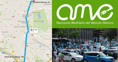 III Marcha del VE por Madrid 2015
