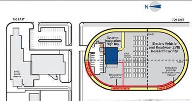 La Universidad de Utah construye una pista de carga inalámbrica dinámica