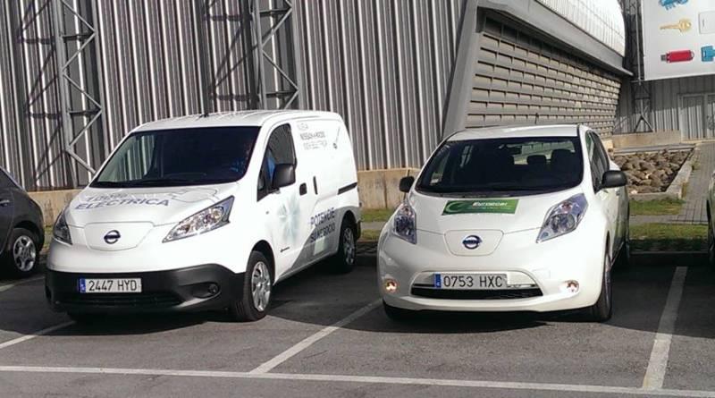 Las ventas de vehículos eléctricos Nissan crecen un 45,3%