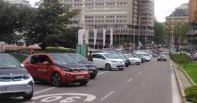 Feria del Vehículo Eléctrico VEM 2017 en la Plaza de Colon en Madrid. Las 10 claves para el crecimiento del vehículo eléctrico
