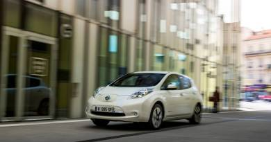 Nissan LEAF, el vehículo eléctrico preferido por los taxistas. Nissan mantiene su liderato en el mercado español