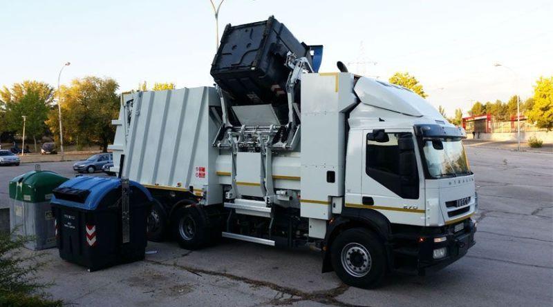 FCC Medio Ambiente desarrolla su nuevo camión híbrido de recogida