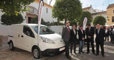 Nissan y el Ayto de Marbella juntos para impulsar la movilidad sostenible